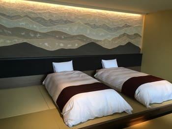 星野リゾート 界霧島の部屋